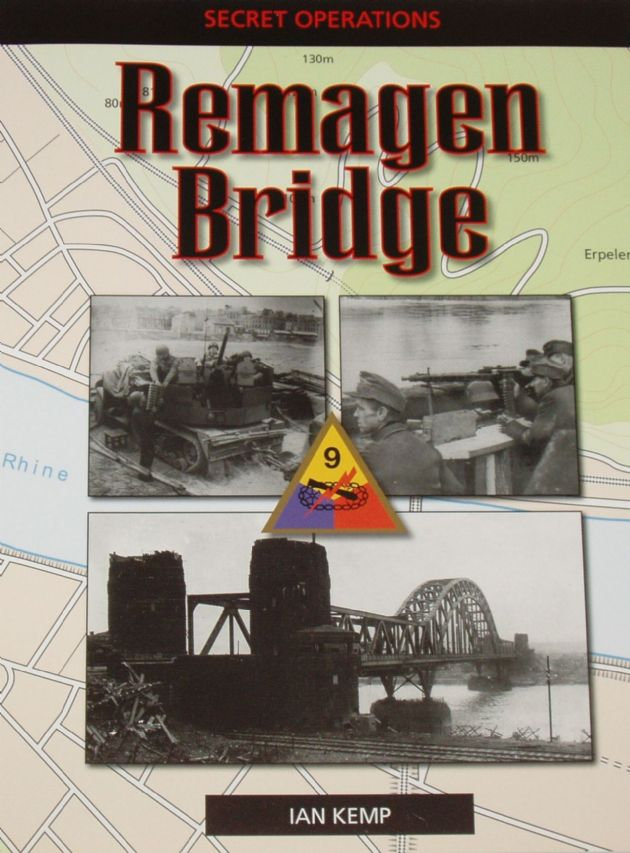 Remagen Bridge, by Ian Kemp